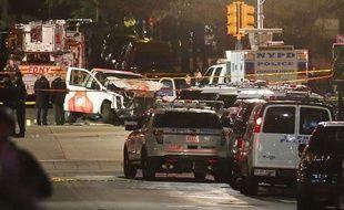 L'auteur de l'attaque à la voiture-bélier de Manhattan aurait prêté allégeance à Daesh dans une notre retrouvée dans son véhicule, selon CNN.