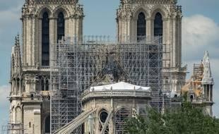 Notre-Dame de Paris n'en a pas fini avec les travaux