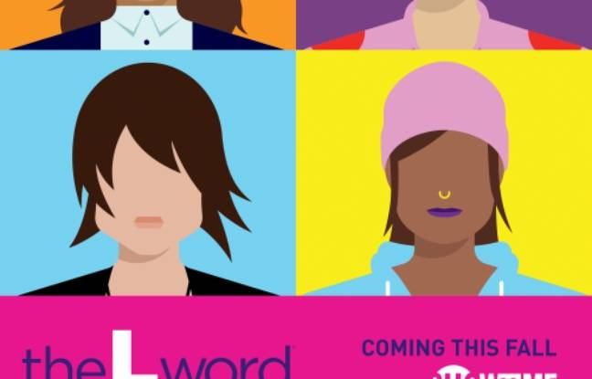 La nouvelle affiche de la série