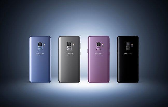 Les Galaxy S9 et S9+ de Samsung inaugurent le système de paiement Samsung Pay.