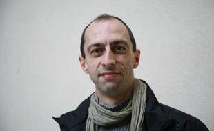 Marc Vasseur, blogueur socialiste