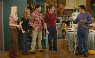 Extrait de la saison 9 de la série «Friends».