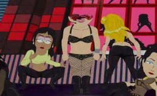 """Britney dans """"South Park"""""""