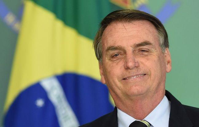 Etats-Unis: Jair Bolsonaro va rendre visite à Donald Trump en mars