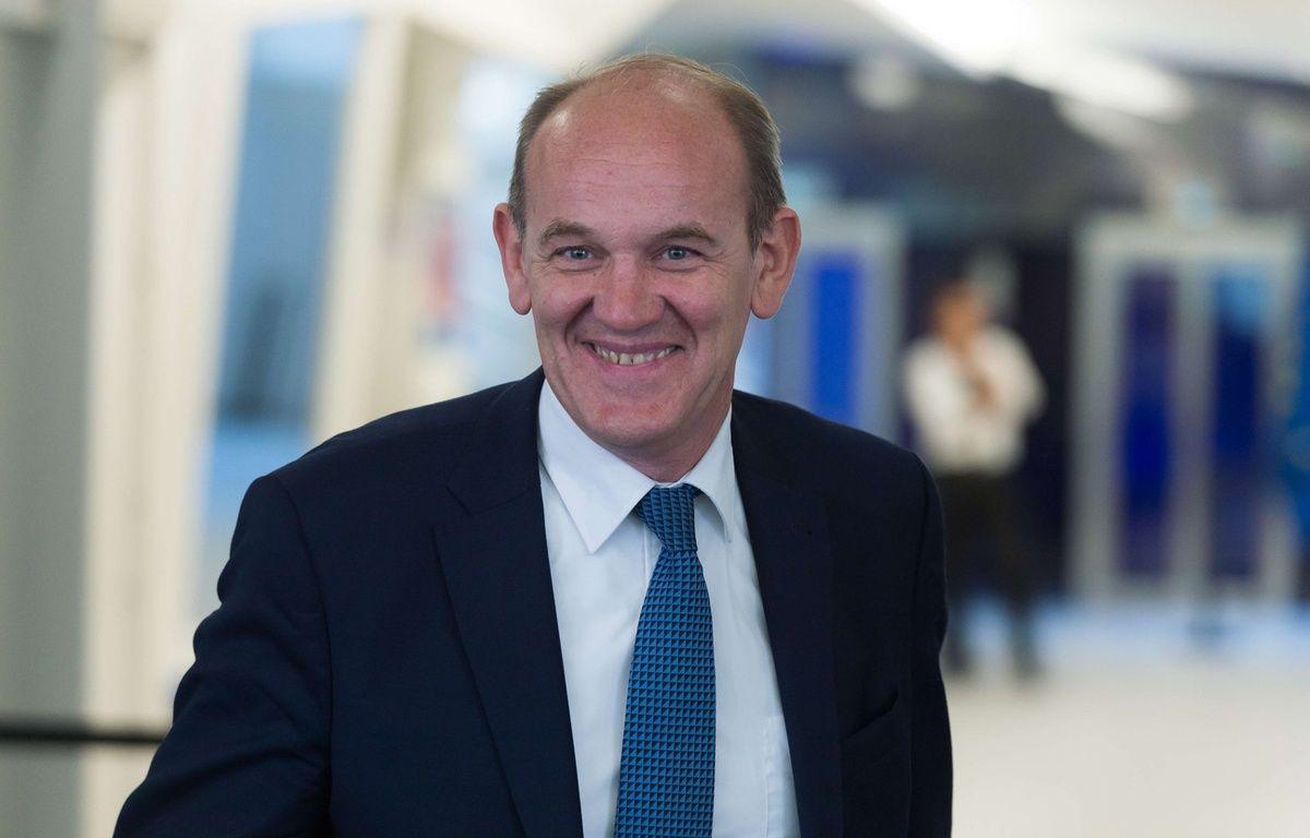Le député maire du Touquet, Daniel Fasquelle. – Jacques Witt/SIPA