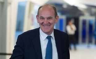Le député maire du Touquet, Daniel Fasquelle.