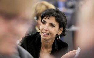 Rachida Dati, le 16 septembre 2009 à la Commission européenne de Strasbourg