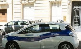 Les véhicules de contrôle de stationnement victimes des faux macarons