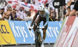 Romain Bardet a dû serrer les dents pour sauver sa place sur le podium du Tour de France 2017.