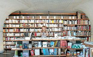 La librairie du MuCEM.