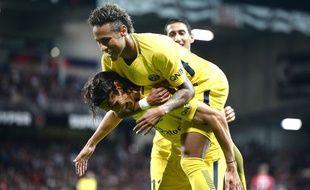 Neymar et Cavani, le duo infernal qui va faire très, très mal cette saison en Ligue 1.