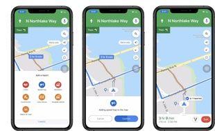 Google Maps hérite d'une fonctionnalité de Waze