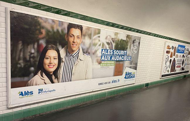 648x415 campagne affichage ales metro parisien