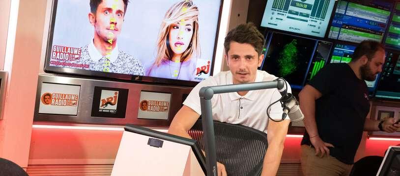 Guillaume Pley a notamment été animateur sur NRJ entre 2011 et 2018