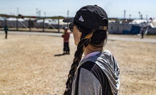 Emilie König est retenue depuis 2017 dans un camp du nord-est de la Syrie géré par les forces kurdes