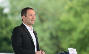 Benoît Hamon a décidé de lancer son mouvement du 1er juillet le 1er juillet 2017 et de quitter le Parti socialiste.