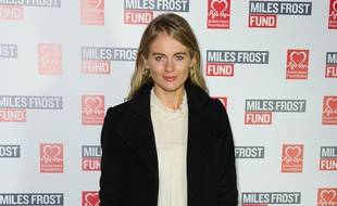L'actrice Cressida Bonas à Londres.