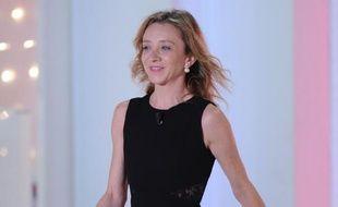 L'actrice Sylvie Testud fait partie du jury du festival.