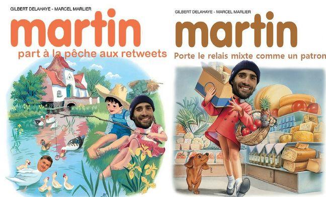 Martin community manager.