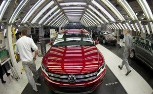 Les commandes industrielles enregistrées en Allemagne en mars ont affiché une hausse plus forte que prévu, dopée par des commandes de l'étranger venues de pays n'appartenant pas à la zone euro.
