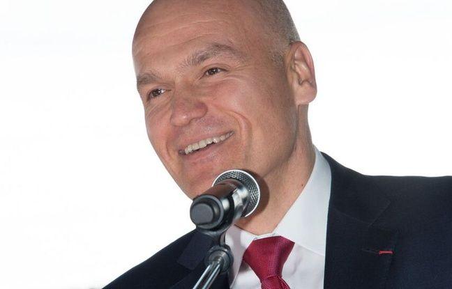 L'homme d'affaires russe Andreï Filatov