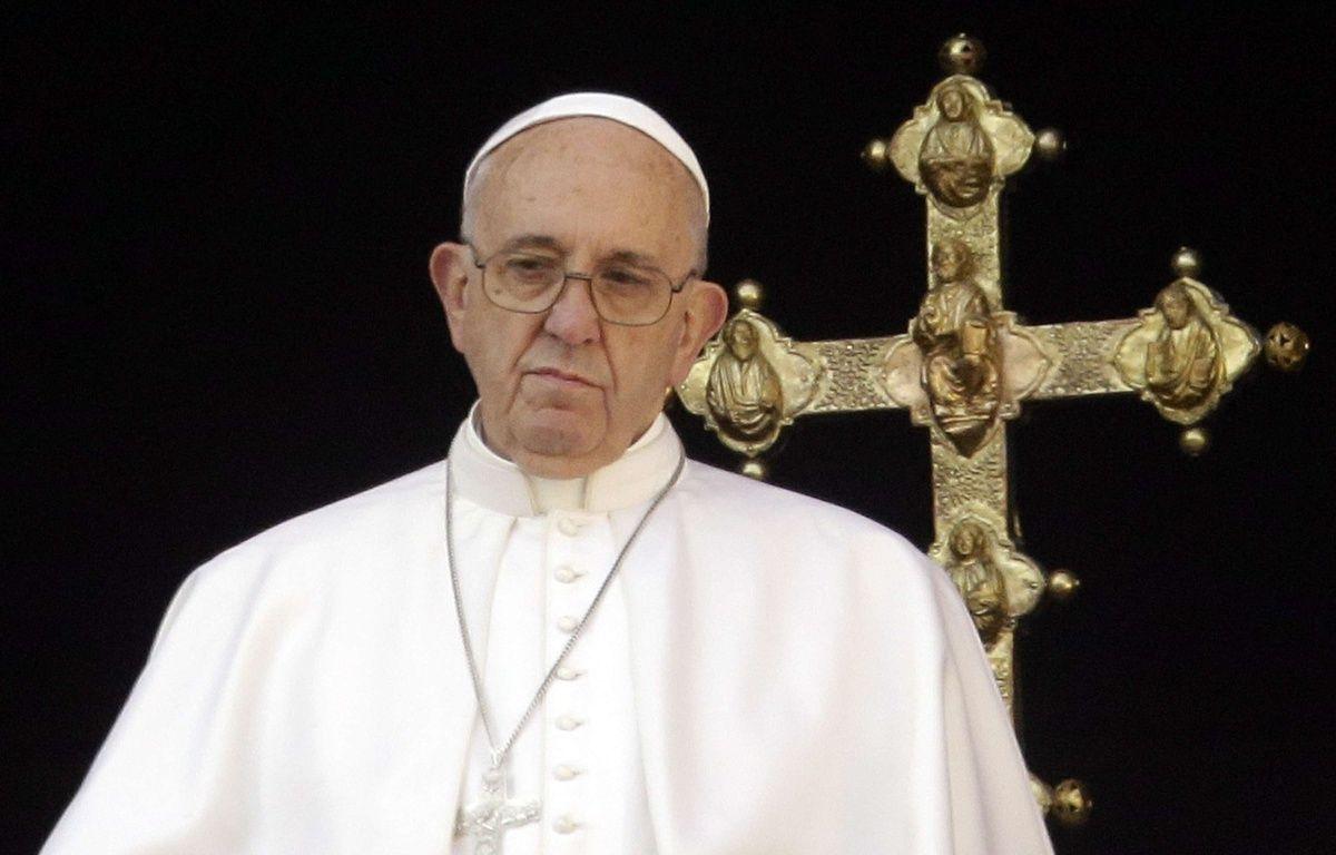 Le pape François, le 25 décembre 2015, au Vatican. – Gregorio Borgia/AP/SIPA