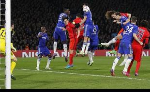 Chelsea - PSG, le 11 mars 2015.