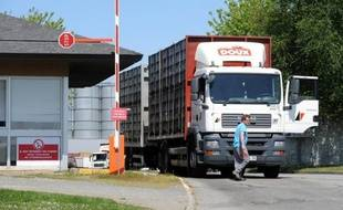 """Doux a vendu un actif non stratégique, l'usine Stanven dans le Morbihan, pour 22 millions d'euros, pour """"renflouer la trésorerie"""" de l'entreprise en redressement judiciaire, a-t-on appris mardi auprès d'un des administrateurs judiciaires du groupe volailler."""
