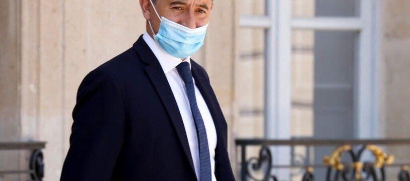Gérald Darmanin, ministre de l'Intérieur