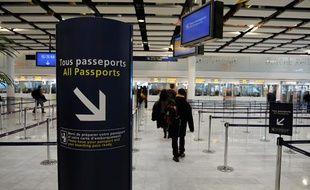 Aéroport de Roissy Charles-de-Gaulle.