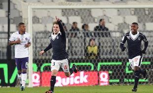 Premier but en Ligue 1 pour l'Argentin.