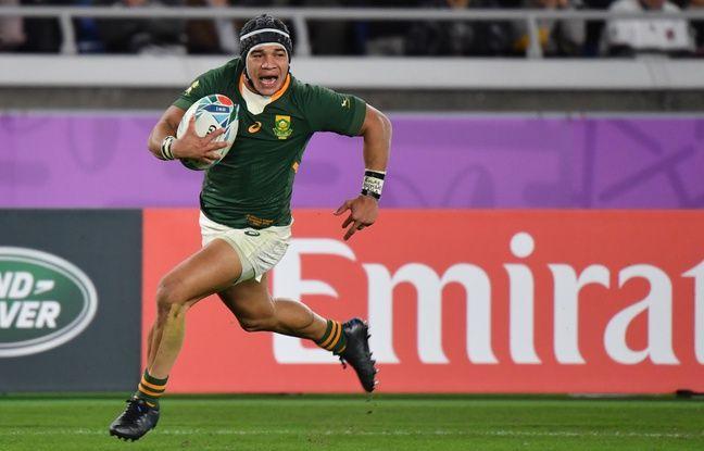 Coupe du monde de rugby 2019 : Le splendide essai de Kolbe qui scelle la victoire des Springboks en finale