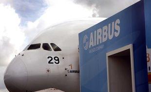 Airbus dans la tourmente. Illustration.