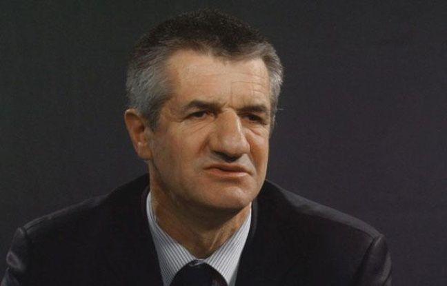 Jean Lassalle, député MoDem des Pyrénées-Atlantiques, le 22 février 2012, dans les locaux de 20 Minutes à Paris.