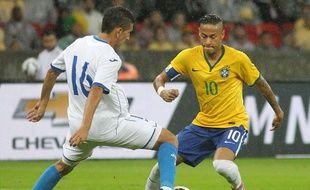 Neymar vuet faire gagner le Brésil