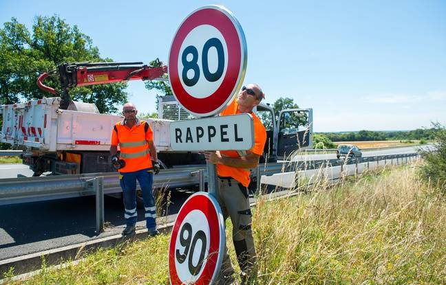 Limitation de vitesse à 80 km/h: Le gouvernement va réfléchir à une application moins «brutale»