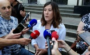 Marianne Rostan, avocate de l'association Freeform.