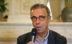 Le maire EELV de Bordeaux Pierre Hurmic