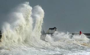Une grosse grosse grosse vague