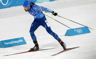 Martin Fourcade et le relais masculin ont échoué à la cinquième place
