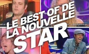 Le Best of de la Nouvelle Star