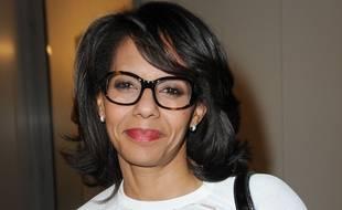La journaliste Audrey Pulvar, en avril 2014.