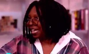 Whoopi Goldberg sur le plateau de The View le 19 juin 2015