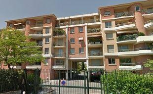 Ensemble immobilier de l'avenue Victor-Ségoffin à Toulouse