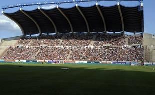 Le stade de la Méditerranée accueillera les footballeurs de Béziers en Ligue 2 cette saison