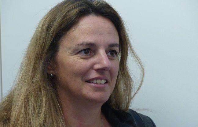 Marine Martin, porte-parole et fondatrice de l'association APESAC, qui a révélé le scandale Dépakine.