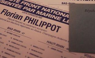 Un mouvement régionaliste alsacien dénonce des irrégularités au niveau des bulletins de vote. (Illustrations élections régionales 2015)