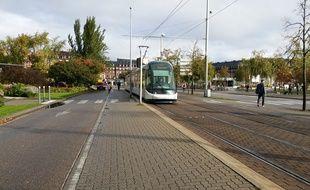 Strasbourg: Préavis de grève déposé à la CTS, le trafic des bus et tram probablement perturbé vendredi (Archives)