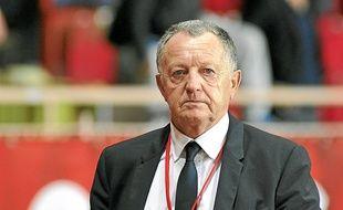 Jean-Michel Aulas dit avoir écouté la demande de son entraîneur.