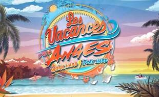 Le logo de la nouvelle saison des « Vacances des Anges »